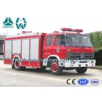 Wholesale Multi Occupant Dongfeng Fire Fighting Truck With Double Cabin 6 Tons from china suppliers