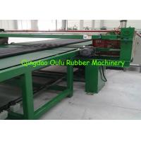 Buy cheap PLC control rubber foam pipe cutting machine automatic cutting from wholesalers