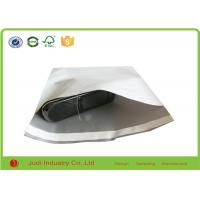 Wholesale 0.6 Mm Poly Mailer Bags Tear Proof , Size 23 X 32 Cm Poly Bubble Mailers from china suppliers