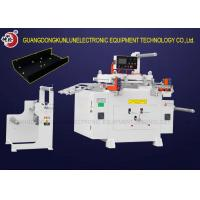 Wholesale Large Area 380V / 220V 50HZ Auto Die Cutter Flexo Film Die Punching Machine from china suppliers