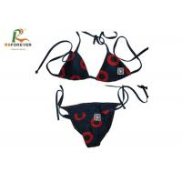 Wholesale Fashion USA Full Dye Sublimation Two Pieces Bikini For Womens from china suppliers