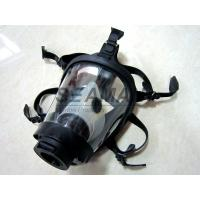 Wholesale Silicone Rubber Cylindrical Full Face Mask Gas Mask For Breathing Apparatus from china suppliers