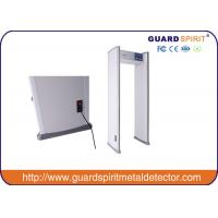 Wholesale High Sensitivity Full Body Scanner , Walk Through Metal Detector For Security Inspection from china suppliers