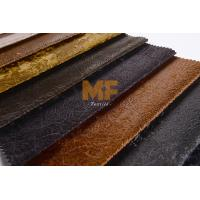 Wholesale Flexible Artificial Leather Upholstery Fabric Garment Stretch Upholstery Fabric from china suppliers