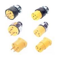 Quality 10A 13A 15A 125V 250V UL Non-Rewirable Power Cord Plug American Europen for sale