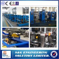 Quality 380V / 440V Welded Pipe Machine Automatic Welding Equipment 1 - 7m / Min Working Efficiency for sale