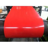 Wholesale Ral 3024 Luminous G550 Full Hard Prepainted Galvanized Steel Coil from china suppliers