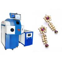 Wholesale Zoom 25 Times Gold Jewelry YAG Laser Welding Machine 100 HZ Pulse Frequency 1 Year Warranty from china suppliers