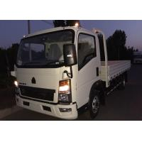 Wholesale 3-5 Tons HOWO Light Truck ZZ1047C3414C1R45 White Light Duty Commercial Trucks from china suppliers