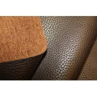 Wholesale Embossed Full Grain Cow Leather 1.4mm - 1.6 mm Thickness With Printing from china suppliers