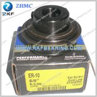 Wholesale ER-10 SealMaster Mounted Ball Bearing With Extended Inner Ring from china suppliers