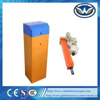 Wholesale Automated Parking Barrier Gate / Traffic Boom Barrier Gate 1m To 6m Arm Length from china suppliers