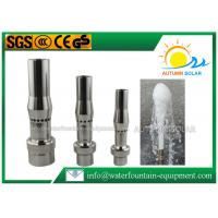 Wholesale Aerated Frost Shape Stainless Steel Fountain Nozzles 10-15m3/H Flow Rate from china suppliers