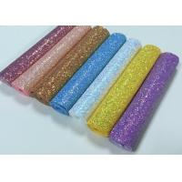 Quality Glitter Synthetic Leather Fabric For Wallpaper Covering For Bags Shoes,DIY Decoration Material for sale