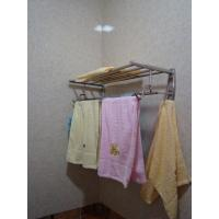 Wholesale Wall Mounted Towel Rack With Shelf (HK-SS-TR01) from china suppliers