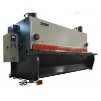 Wholesale Qc11y - 8*2500 Hydraulic Press Brake CNC 8t 2500mm Steel Plate Welding Structure Guillotine from china suppliers