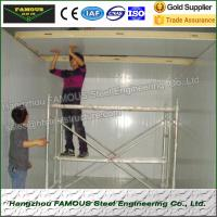 Quality Laminated Cold Room Sandwich Panels 100mm Thickness Thermal Solutions for sale