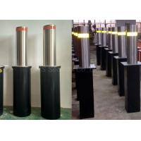 Quality Vehicle Barrier Automatic Hydraulic Bollards Electric Bollards For Driveways for sale