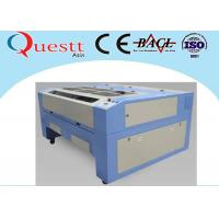 Wholesale Stepper Motor CO2 Laser Engraving Machine 1-1000mm/S For Cardboard / Chipboard from china suppliers