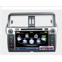 Wholesale Car DVD Player GPS for Toyota Land Cruiser Prado 2014+ GPS Navigation Headunit WiFi BT from china suppliers