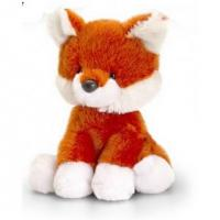 Wholesale 8 inch Brown Wild Fox Stuffed Animal Toys Holiday Stuffed Toys from china suppliers