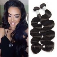 Wholesale 8A Unprocessed Virgin Peruvian Hair Extensions Body Wave Peruvian Hair Weave from china suppliers