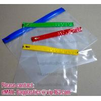 Buy cheap Metal Zipper, Metal slider, metal zip, metal grip, metal resealable, metal, metal zip lock from wholesalers