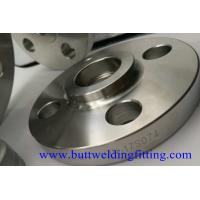 Buy cheap 4'' S40 F304H 300LB Forged Steel Flanges Socket Welding Forged and Bland Flanges from wholesalers