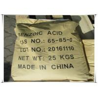 Wholesale Benzoic Acid 99.5% Used In Antifreeze Pesticide Material / Food Preservative from china suppliers