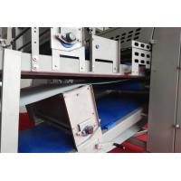 Wholesale Puff Pastry Laminator With  Advanced PLC System , 12 Flour Duster Commercial Dough Sheeter from china suppliers