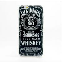 Wholesale Whiskey Words Pattern Phone Covers Anti Scratch Case For 5.5inch Iphone 6 from china suppliers
