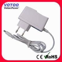 Wholesale Security Cameras Switching Power Adapter 12v White Shell With Dc Plug from china suppliers