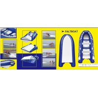Wholesale Fiberglass Hull Foldable Rib Boat Laterally Folded Easy Storage 330 Cm For Fun from china suppliers