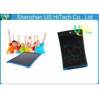 Wholesale Eco Friendly Paperless LCD Writing PAD 8.5 Inch With Metallic Plastic Case from china suppliers