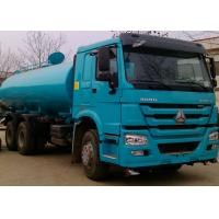 Wholesale Potable Water Tanker Trucks 19CBM For Road Flushing , Water Hauling Trucks from china suppliers