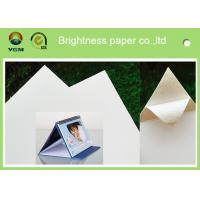 Wholesale 100% Virgin Wood Pulp Glossy Printing Paper White Art Cardboard Eco Friendly from china suppliers