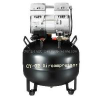 Wholesale Portable Dental Oil-Free Air Compressor Equipment (One-Driving-Two) from china suppliers