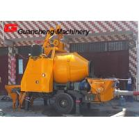 Wholesale Small Electric concrete mixer pump / concrete mixing pump / concrete mixer machine from china suppliers