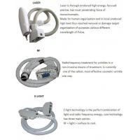 Quality Multi-Band Elight Multifunction Beauty Machine 640nm / 690nm wind cooling for sale
