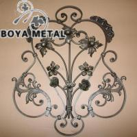 Quality Cast Iron Ornamental Rosette for sale