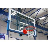 Wholesale Safety Fully Temepered Glass Basketball Backboard Outdoor Basketball Hoops from china suppliers