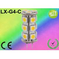 Wholesale 1.2W - 2.5W G4 LED Bulb 5050 SMD Dimmable LED Bulbs With CE RoHS TUV from china suppliers