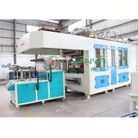 Wholesale Efficiency Automatic Paper Tableware / Cutlery Virgin Pulp Molding Machinery from china suppliers