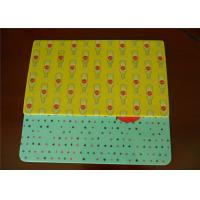 Wholesale Durable Melamine Square Dinner Plates , Childrens Melamine Plates For Serving Fruit from china suppliers