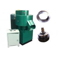 Wholesale Saw dust Ring Die Pellet Machine / Wood Pelletizing Machine , Centrifugal Type from china suppliers