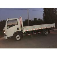 Wholesale HOWO Light Duty Trucks 3-5 Tons , Construction Site Trucks ZZ1047D3414C145 from china suppliers