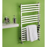 Wholesale Wall Mounted Heated Towel Radiators , Ladder Towel Warmer Stainless Steel 304 from china suppliers