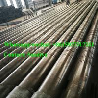 Buy cheap API 5CT Slotted Liner/slotted casing sand control for oil gas water well from wholesalers