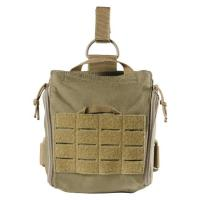 Wholesale Outdoor Military MOLLE Tactical Thigh Rig Drop Leg thigh Holster from china suppliers