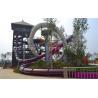Buy cheap Fiberglass Mini Slide Aqua Park Equipment For Amusement Park SGS Certificate from wholesalers